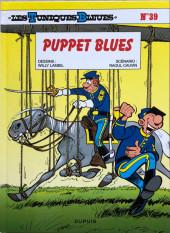 Les tuniques Bleues -39b2016- Puppet blues