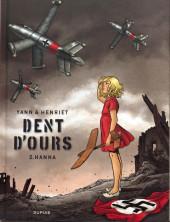 Dent d'ours -2a2017- Hanna