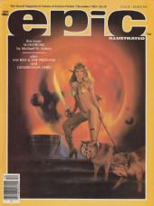Epic Illustrated (Marvel Comics - 1980) -21- Epic Illustrated #21