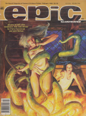 Epic Illustrated (Marvel Comics - 1980) -22- Epic Illustrated #22