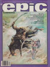 Epic Illustrated (Marvel Comics - 1980) -23- Epic Illustrated #23