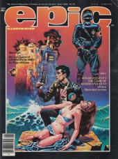 Epic Illustrated (Marvel Comics - 1980) -24- Epic Illustrated #24