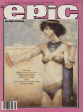 Epic Illustrated (Marvel Comics - 1980) -25- Epic Illustrated #25
