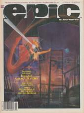 Epic Illustrated (Marvel Comics - 1980) -26- Epic Illustrated #26