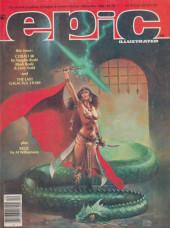 Epic Illustrated (Marvel Comics - 1980) -27- Epic Illustrated #27