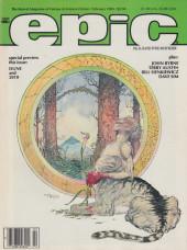 Epic Illustrated (Marvel Comics - 1980) -28- Epic Illustrated #28