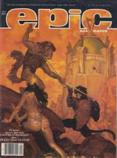 Epic Illustrated (Marvel Comics - 1980) -29- Epic Illustrated #29