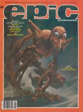 Epic Illustrated (Marvel Comics - 1980) -30- Epic Illustrated #30
