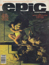 Epic Illustrated (Marvel Comics - 1980) -31- Epic Illustrated #31