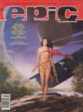 Epic Illustrated (Marvel Comics - 1980) -32- Epic Illustrated #32