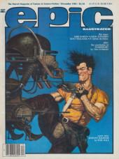 Epic Illustrated (Marvel Comics - 1980) -33- Epic Illustrated #33
