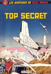 Buck Danny -22Pub- Top secret