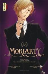 Moriarty (Miyoshi) -3- Tome 3