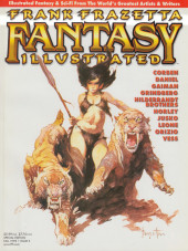 Frank Frazetta Fantasy Illustrated (1998) -3- Frank Frazetta Fantasy Illustrated #3