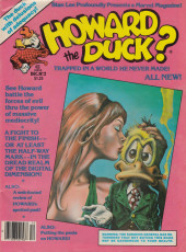 Howard the Duck (Marvel comics - 1979) -2- Howard the Duck #2