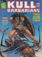 Kull and the Barbarians (Marvel comics - 1975) -1- Kull and the Barbarians #1