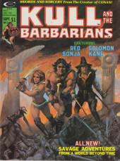 Kull and the Barbarians (Marvel comics - 1975) -3- Kull and the Barbarians #3