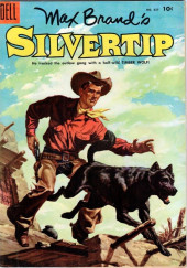 Four Color Comics (Dell - 1942) -637- Max Brand's Silvertip