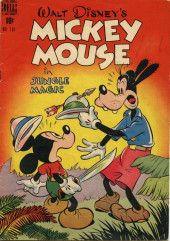 Four Color Comics (Dell - 1942) -181- Mickey Mouse in Jungle Magic