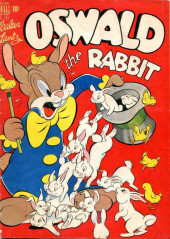 Four Color Comics (Dell - 1942) -183- Oswald the Rabbit