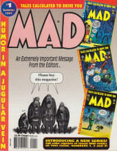 Mad (Tales Calculated to Drive You) (1997) -1- Mad (Tales calculated to drive you) #1