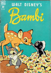 Four Color Comics (Dell - 1942) -186- Walt Disney's Bambi
