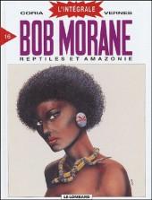 Bob Morane 8 (Intégrale Dargaud-Lombard) -16- Reptiles et Amazonie