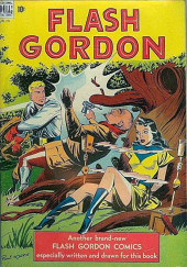 Four Color Comics (Dell - 1942) -190- Flash Gordon