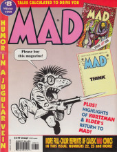 Mad (Tales Calculated to Drive You) (1997) -8- Mad (Tales calculated to drive you) #8