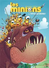 Les minions -3- Viva lè boss !