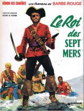 Barbe-Rouge -2c1974- Le Roi des Sept Mers