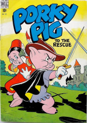 Four Color Comics (Dell - 1942) -191- Porky Pig to the Rescue