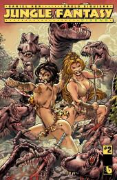 Jungle fantasy - Vixens (2016) -2- Issue 2