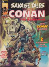 Savage Tales (Marvel - 1971) -4- Savage Tales #4