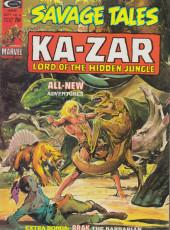 Savage Tales (Marvel - 1971) -6- Savage Tales #6