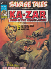 Savage Tales (Marvel - 1971) -7- Savage Tales #7