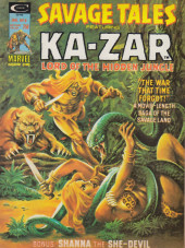 Savage Tales (Marvel - 1971) -8- Savage Tales #8
