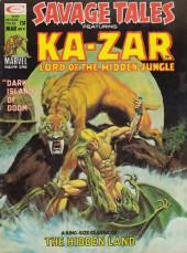 Savage Tales (Marvel - 1971) -9- Savage Tales #9