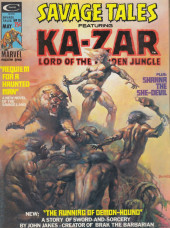 Savage Tales (Marvel - 1971) -10- Savage Tales #10