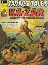 Savage Tales (Marvel - 1971) -11- Savage Tales #11