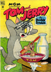 Four Color Comics (Dell - 1942) -193- Tom & Jerry in Double Trouble
