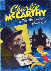 Four Color Comics (Dell - 1942) -196- Charlie McCarthy in The Haunted Hide-Out