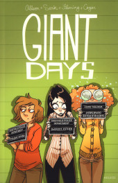 Giant Days -6- Tome 6