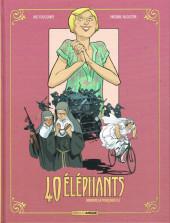 40 éléphants - Dorothy, la poinçonneuse