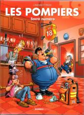 Les pompiers -18- Sacré numéro