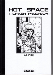 Hot Space -1ES- Crash program