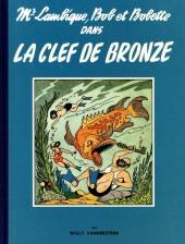 Bob et Bobette (Collection série bleue) -4- La clef de bronze