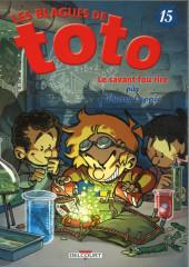 Les blagues de Toto -15- Le savant fou rire