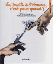 Cartooning for Peace - Les Droits de l'Homme, c'est pour quand?