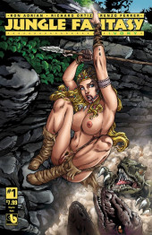 Jungle Fantasy: Ivory (2016) -1- Issue 1